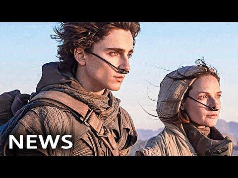 Erste Bilder zu Dune, Hulk-Solofilm, Haus des Geldes Staffel 5 & 6 | Film