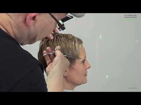 Make something off my hair! Petra's Cut & Color tutorial Video off the Netherlands by TKS thumbnail