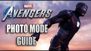 Marvel's Avengers - Basics of Photo Mode (Guide)