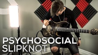 Slipknot - Psychosocial - Cole Rolland (Guitar Cover)