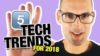 The Top 5 Event Technology Trends to Watch in 2018