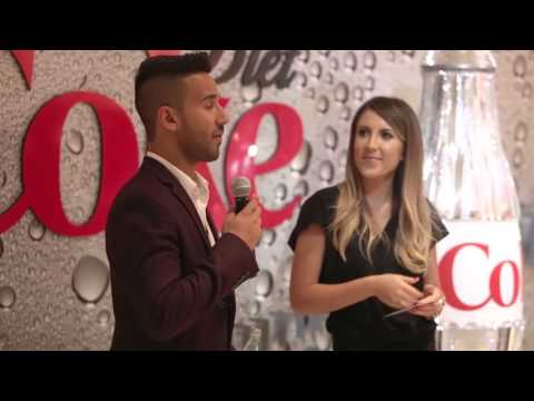 Diet Coke Pop-Up Immerses Consumers in its Qualities