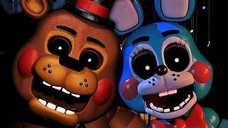 - 5 nights at Freddy s 2 Это было страшно