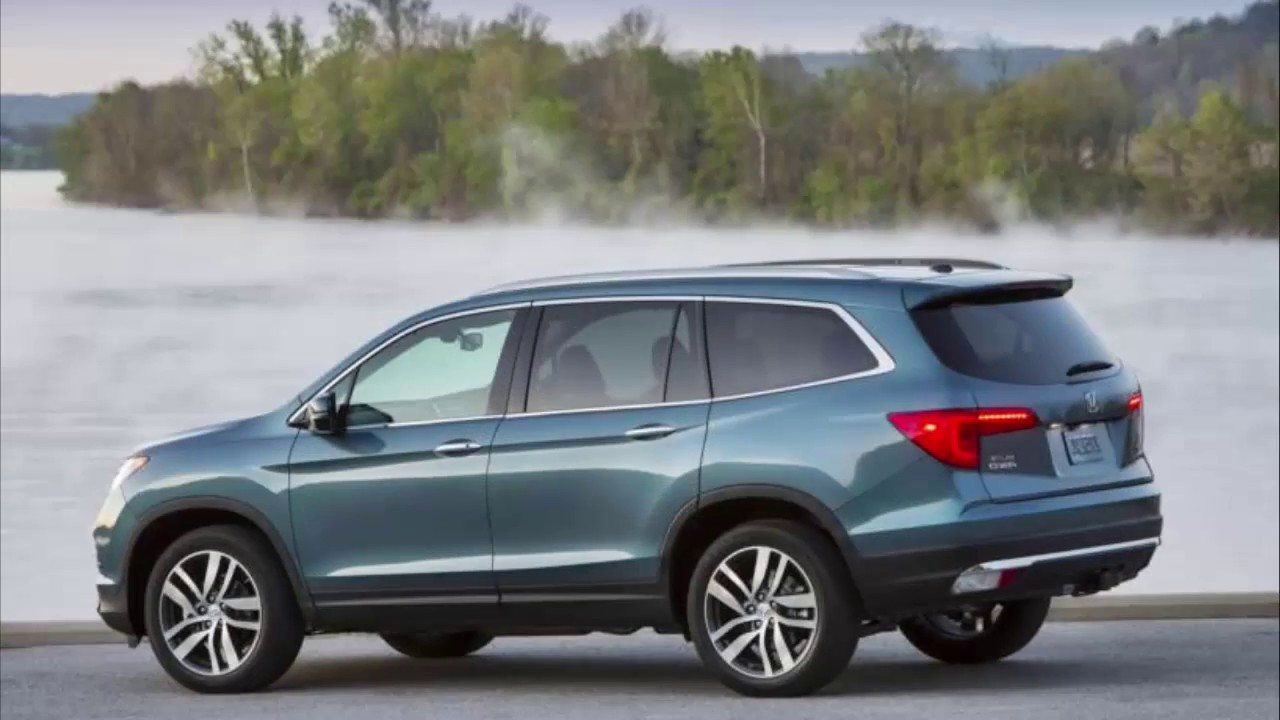 2018 Honda Pilot Changes