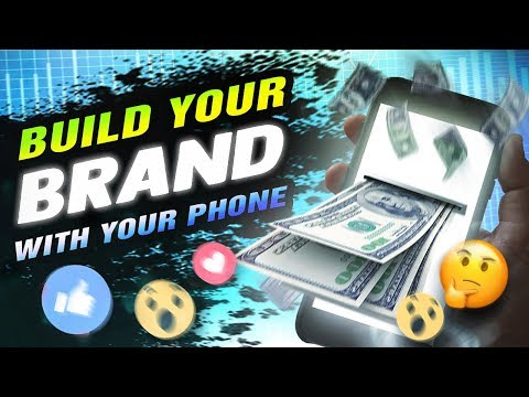 Mobile Marketing – Building A Brand with Your Smartphone