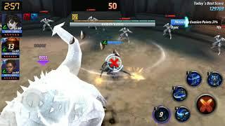 T1 Domino Vs T2 Shuri ABX | F2P Meta Speed Female Hero Day