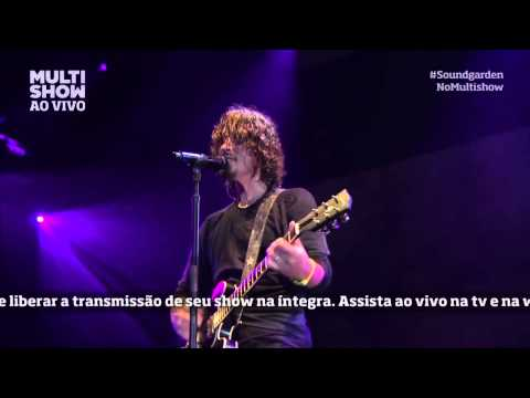 Superunknown  Soundgarden  in Brazil