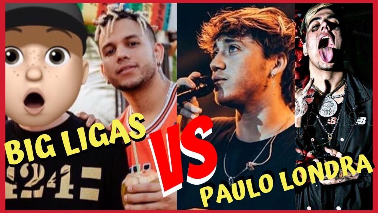 PAULO & DUKI vs BIG LIGAS BEEF    Entre Reales