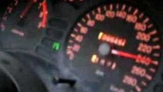 top speed test 3000gt