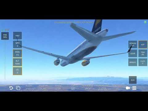 If flying