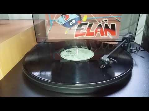 Elán - Človečina (vinyl 1983)