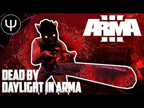 ARMA 3 — Dead by Daylight In ARMA!