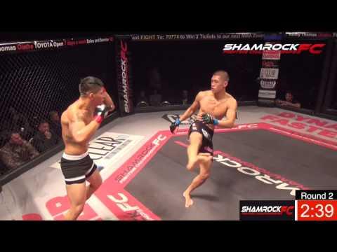 Shamrock FC: DESTRUCTION (Izzy Ortiz vs Steve Nguyen)