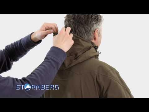 Stormberg - Femund 3lags jakke