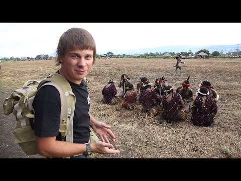 Индонезия. Традиции и быт первобытных аборигенов. 7 серия (1080p HD)   Мир Наизнанку - 5 сезон