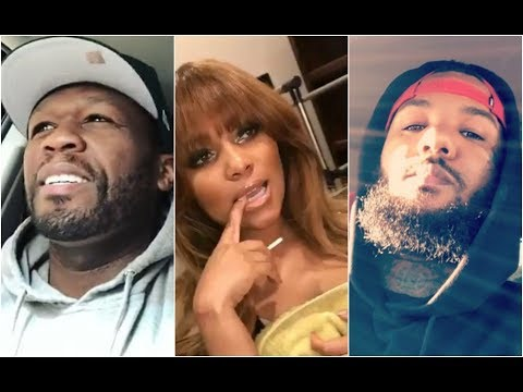 50 Cent & The Game React To Teairra Mari Leaked Tape