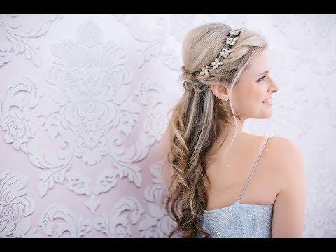 【本月主題攝影】婚攝拍下好照片!5 個 Pre-wedding 髮型貼士+DIY教學(自拍新娘必學) - YouTube