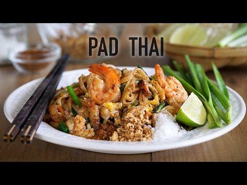 Vídeo-receta: auténtico Pad Thai | Sabor de Asia
