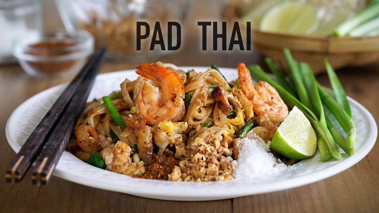 Autntico pad thai de kwan kwans authentic pad thai recipe autntico pad thai de kwan kwans authentic pad thai recipe fideos arroz fritos estilo thai forumfinder Gallery