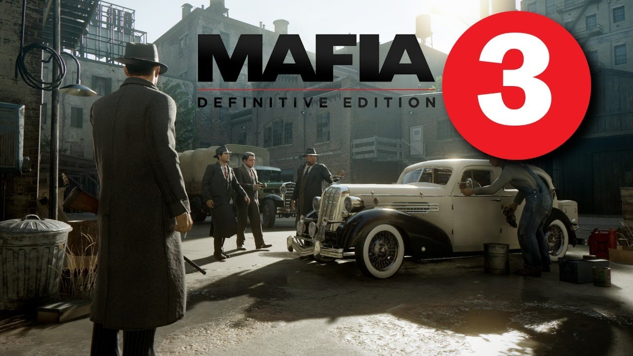 Mafia: Definitive Edition Part 3