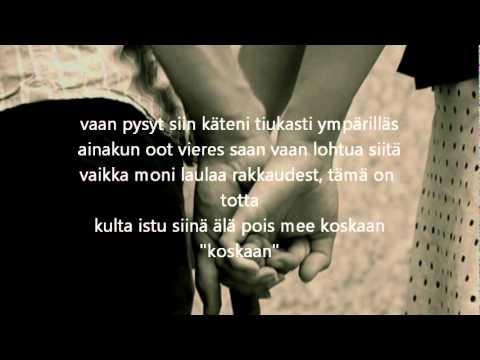 Viviana ft Markus kokemus - perhosii vatsas lyrics