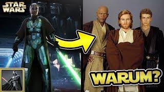 Star Wars: Warum die Jedi aufhörten Rüstungen zu tragen [Legends deutsch]