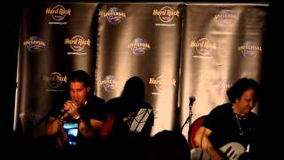 Scott Stapp - One Last Breath -  Live Acoustic @ Hard Rock Hotel Orlando, FL 12-13-2012