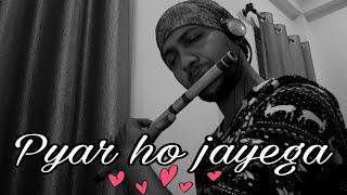 Is pyar se Meri taraf - flute cover ( Bansuri) Instrumental    Kumar Sanu    Nishant flute