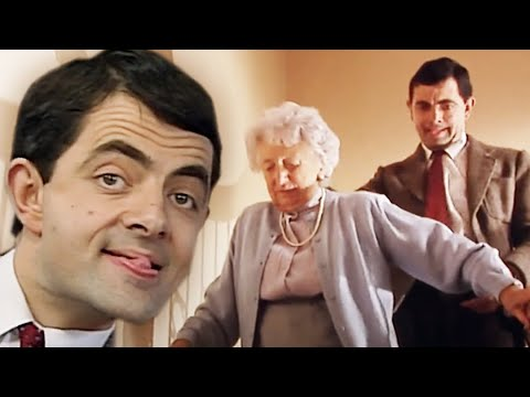 Bean On The STAIRS 😂 | Funny Clips | Mr Bean Official