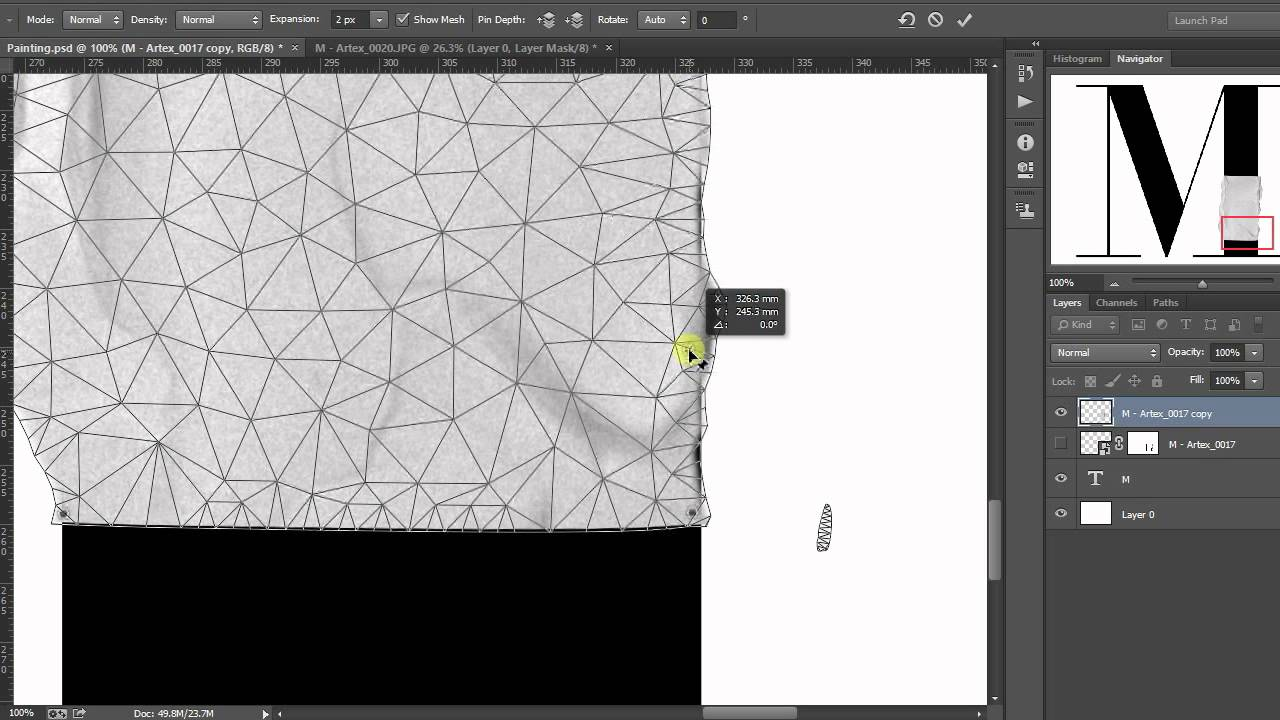 how to add arrowheads to lines in photoshop cc