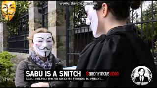 Anonymous- Sabu is a Rat