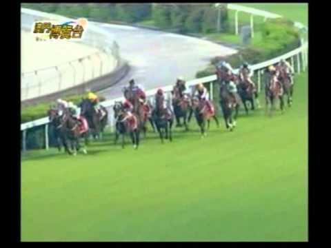 澳門馬主協會碟-- 「爆石」為練馬師摩加利成為煞科盃賽大贏家 (28/8/2010) - YouTube