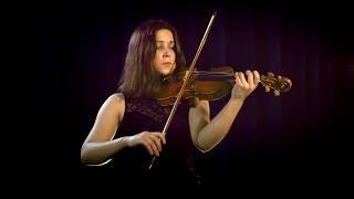 Eleonora Urbelyte - J.S. BACH: Adagio from Sonata for Solo Violin No.1 in G minor