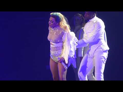 """Bad Romance & Hair & The Cure"" Lady Gaga@Wells Fargo Center Philadelphia 9/10/17"