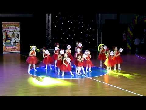 """Baletsko studio Anabela - Macedonia open 2017 - """"Lollipop"""""""