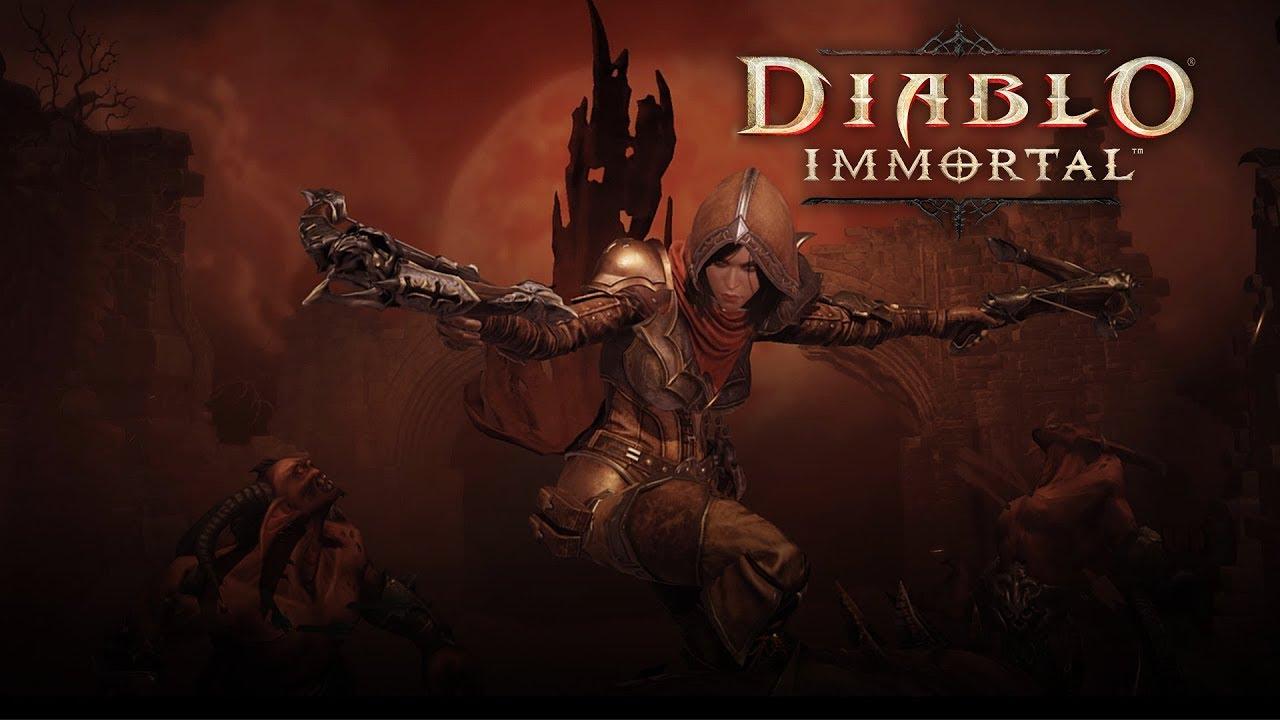 Mecánica de juego de Diablo Immortal | BlizzCon 2019
