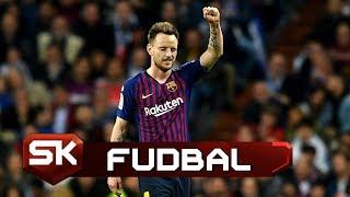 Gol Rakitića za Pobedu Barselone u El Klasiku   Real - Barselona   SPORT KLUB Fudbal
