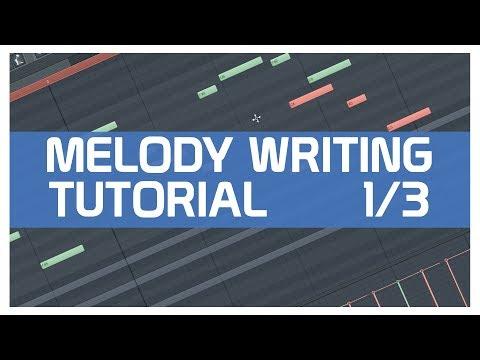 Melody Writing - Chords & Rhythm (1/3) #TUTORIAL #FRUITYMASTERZ