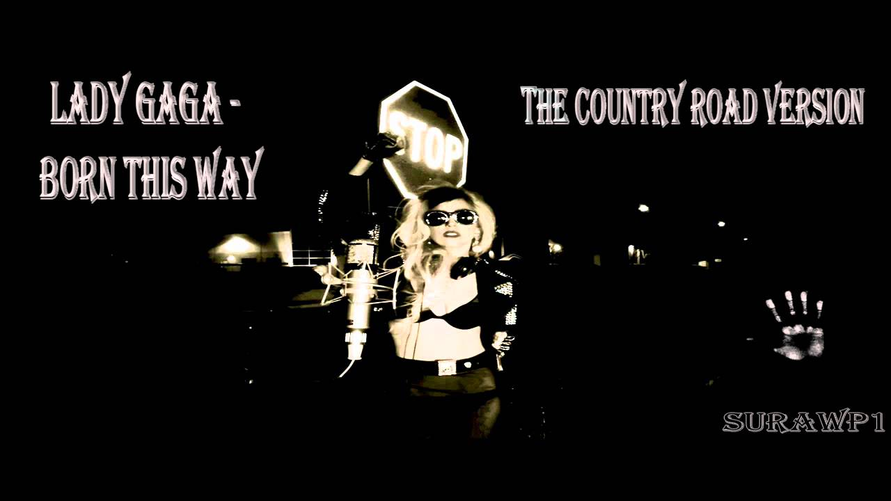 lady gaga songwriting analysis of the road