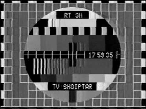 RADIO TV SHQIPTAR 1986 tirana albania  ARCHIEV