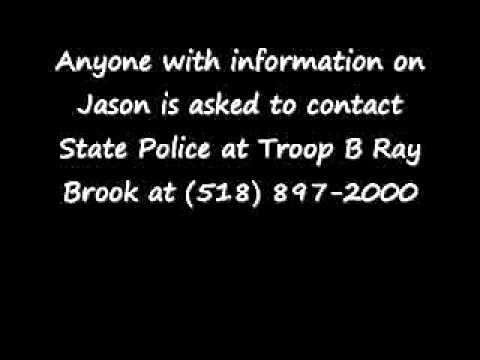 Jason Wing:  Missing Since Late August 2010 Ft. Covington, New York