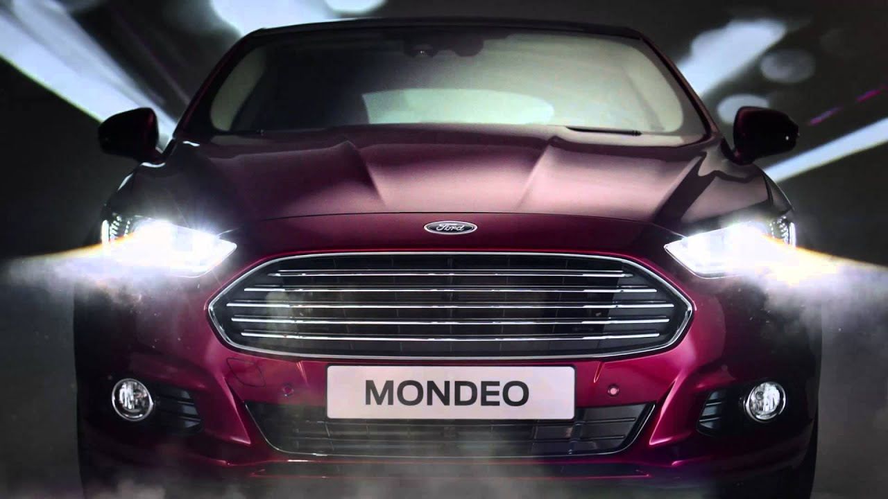 All new ford mondeo