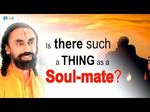 Is there Such a thing as a Soulmate? | Q/A with Swami Mukundananda