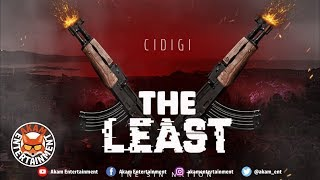 Cidigi  - The Least - June 2019