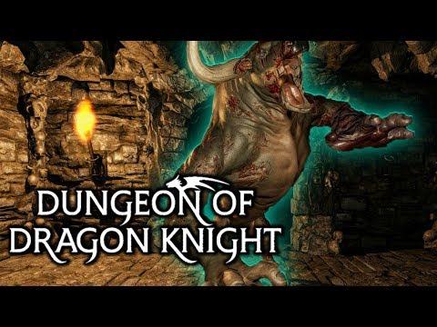 Dungeon Of Dragon Knight - dungeon crawler, где много магии! Рыцари Подземелий Драконов (РПД)
