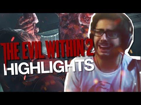 """TUNUN TUNUN"" Evil within 2 Highlights"