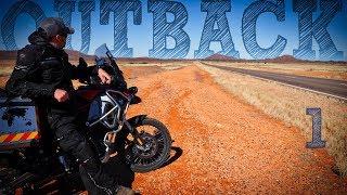 Одиночное мото-путешествие в другой мир. Австралия - Центр. Часть 1