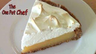 Lemon Meringue Pie - Recipe