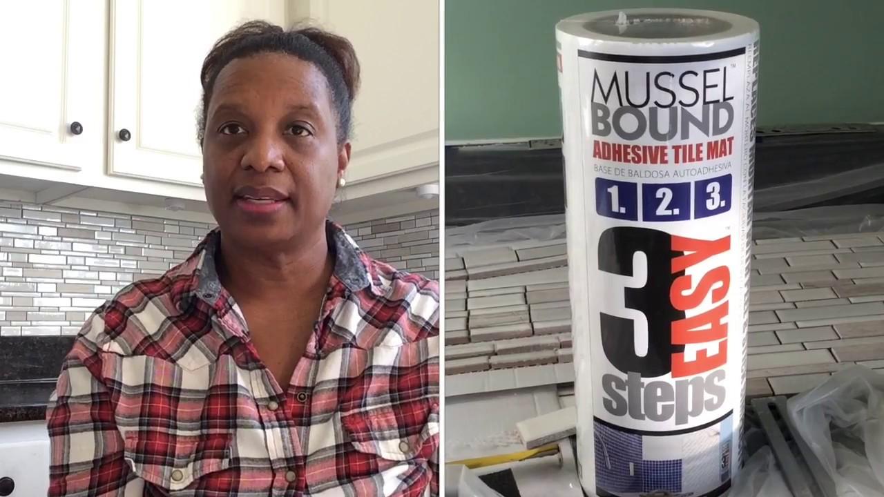 adhesive tile mat vs thinset mortar comparison