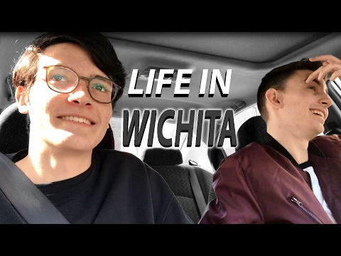 A WEEK IN WICHITA KANSAS!! (VLOG-10)